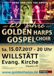 Flyer Konzert Willstätt 15.7.