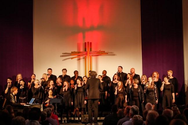 Konzert zu Karfreitag, Pauluskirche Freiburg, 19.4.19