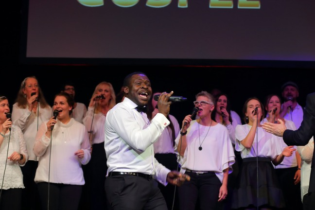 "Pre-Event ""Martin Luther King"", Europa-Park, Dome - Foto Martin Weinbrenner"