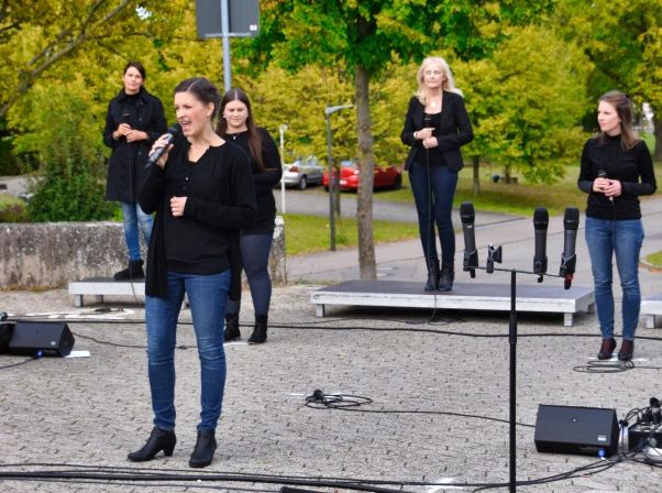 "Open-Air Konzert ""Songs of Hope"", Schallstadt 4.10.20"